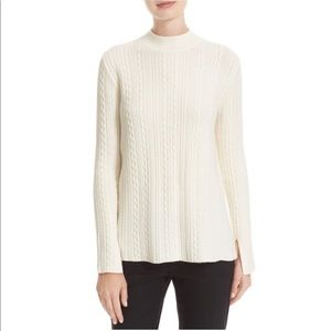 Theory Cable Knit Sweater